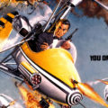 fly like james bond in gyrocopter