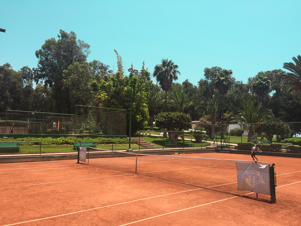 Atlantic Tennis Academy Agadir