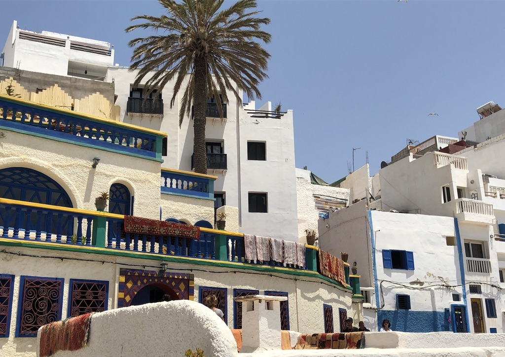 Berber House, Taghazout