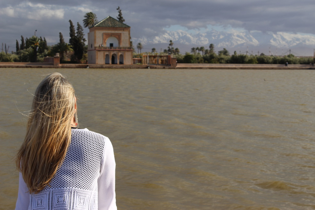 Marrakesh by the water